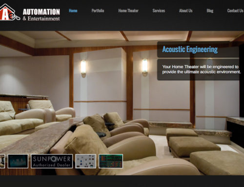 Automation and Entertainment Inc has launched