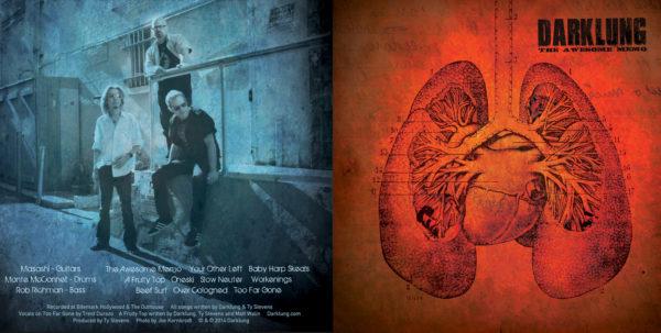 Darklung - CD Cover