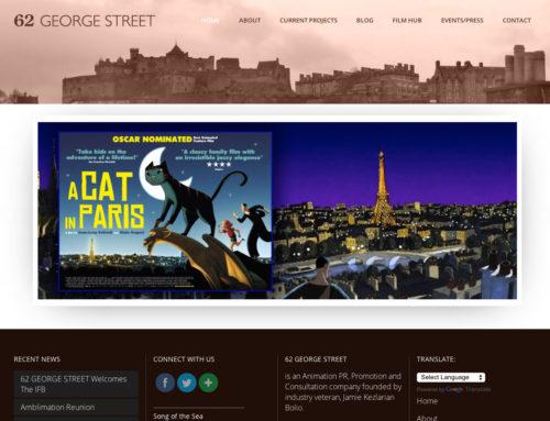 62 George Street – New Website Launch